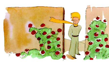 شهریار کوچولو در گلستانِ پرگل